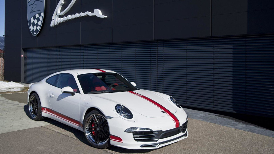 New Porsche Carrera S by LUMMA Design