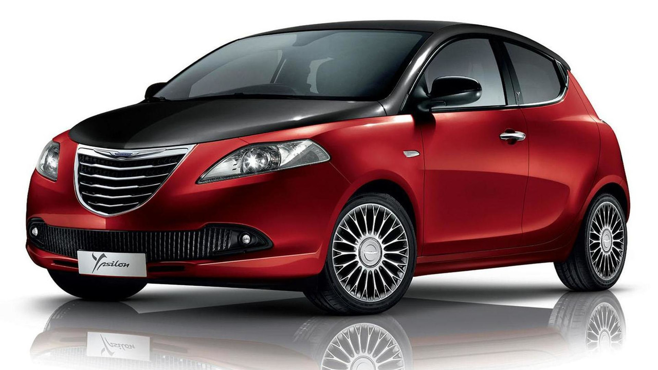 Chrysler Ypsilon Black & Red Edition 16.2.2012