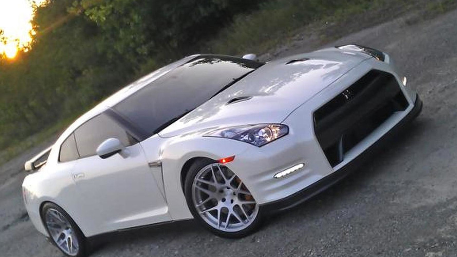 Switzer reveals 2012 Nissan GT-R P600 PKG