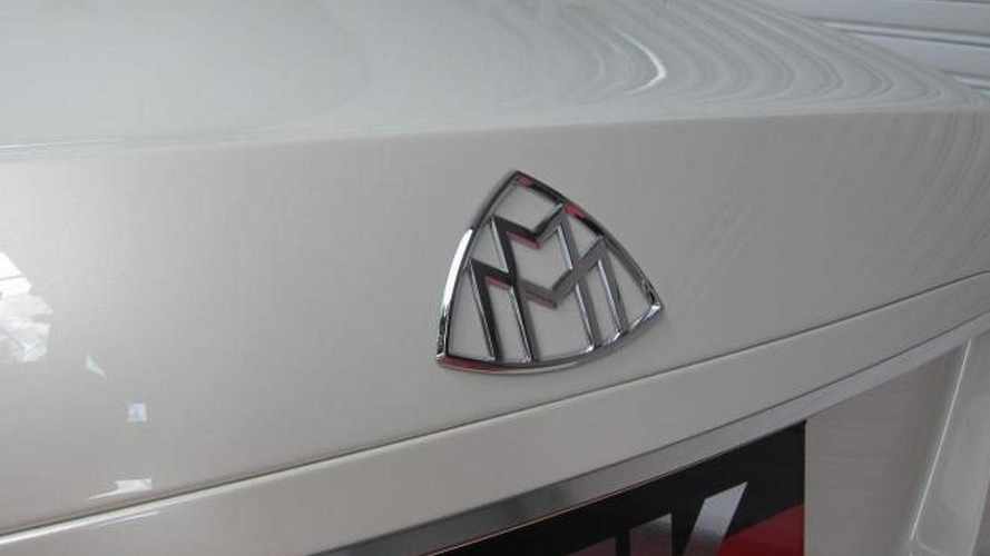 Office-K works on the Xenatech Maybach 57S Coupe
