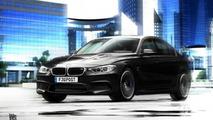 2014 BMW M3 (F80) artist rendering