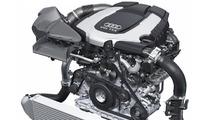 Audi 3.0 BiTDI engine 31.1.2012