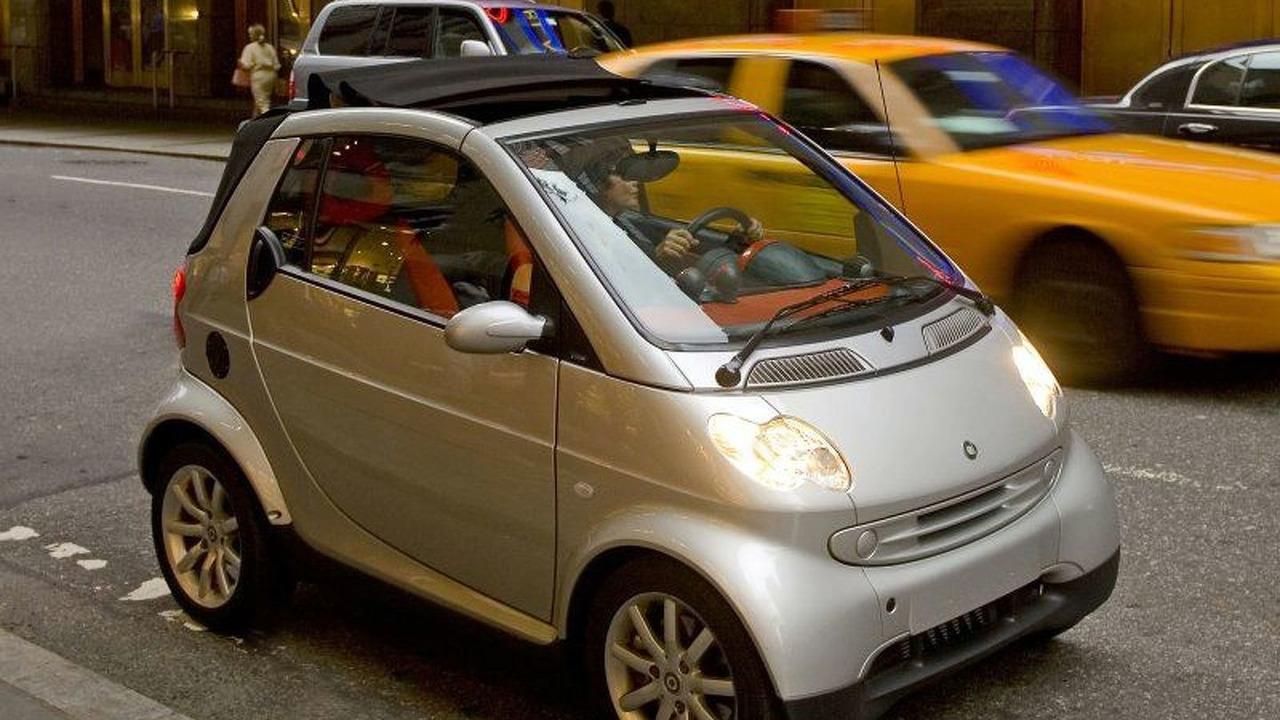 Smart Cars Go Usa Motor1com Photos