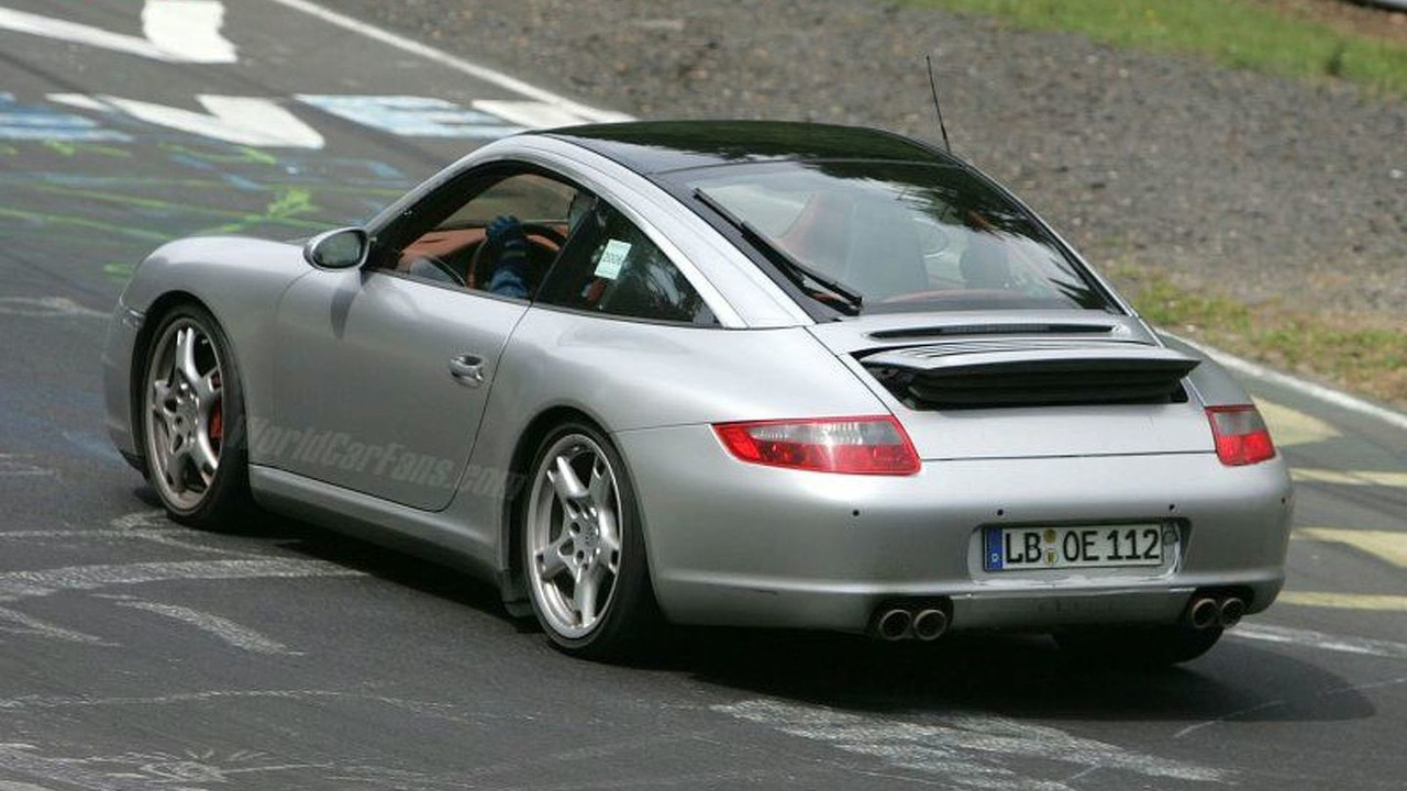 Porsche 911 Targa Uncovered