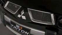 Mitsubishi Ralliart (TMR) Triton concept