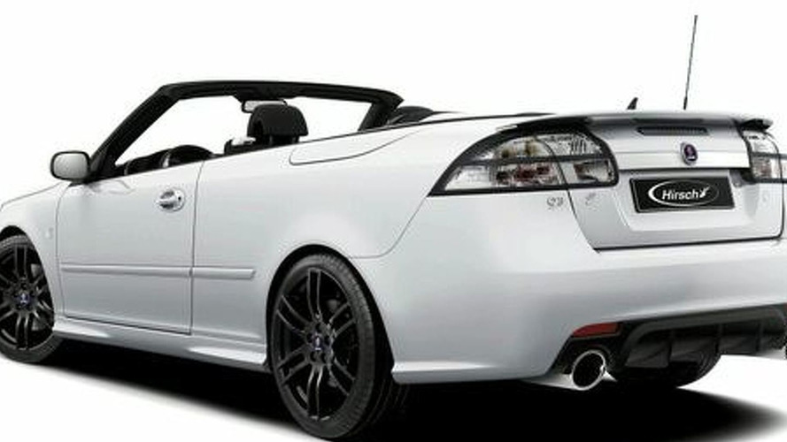 Saab 9-3 Cabriolet Hirsh Edition