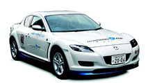 Mazda RX-8 Hydrogen Idemitsu Kosan Co., Ltd version