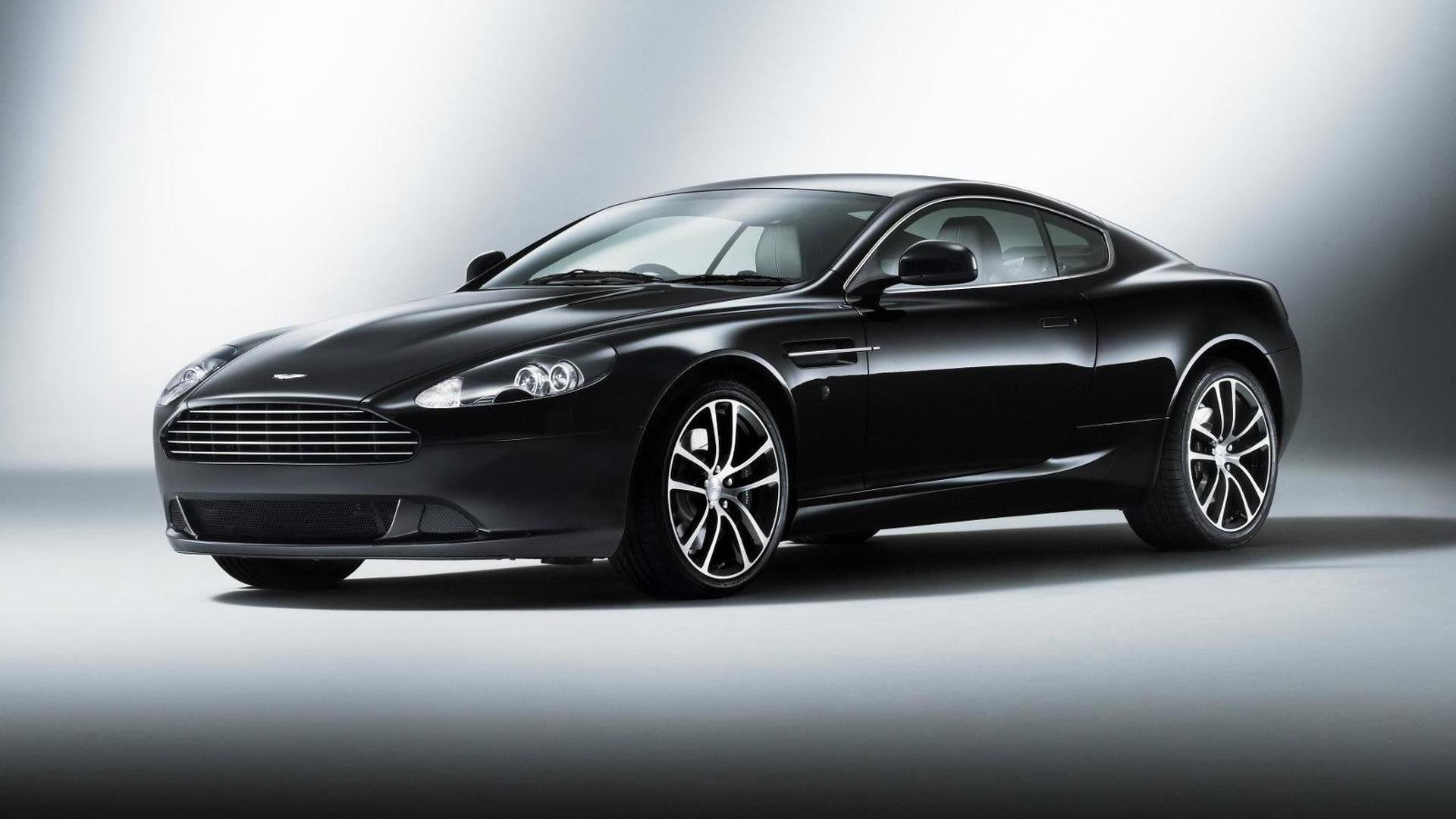 Three Aston Martin Db9 Special Editions Announced Morning Frost Carbon Black And Quantum Silver