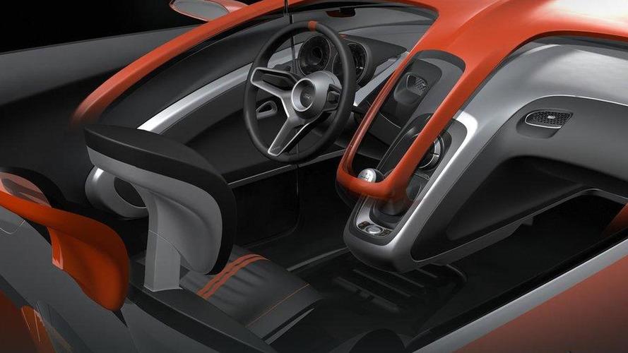 Ford Start Concept May Debut In 2014 Replacing Ka Motor1 Photos