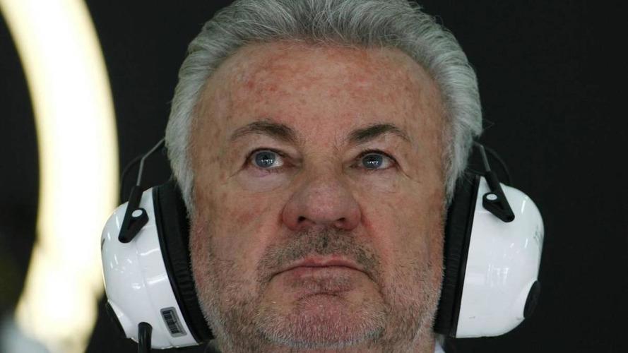 Schu manager Weber slams 'complaining wimp' drivers