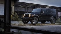 2011 Jeep Wrangler Call of Duty: Black Ops Edition