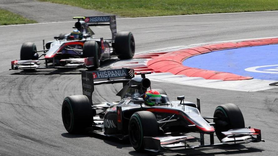 HRT's 'regular drivers' to race at Suzuka - Kolles