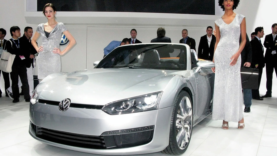 Mid-engine Volkswagen prototype coming later this year - report