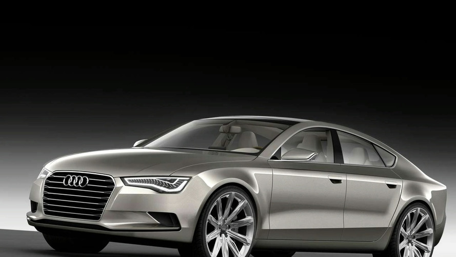 Audi A7 Sportback Concept Images Leaked