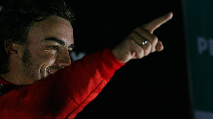 Alonso among top Spaniards on 'net in 2010