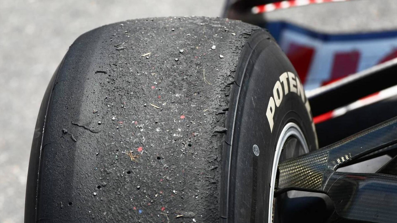 All Weather Tires >> F1 figures frustrated with Bridgestone's 2010 tyre