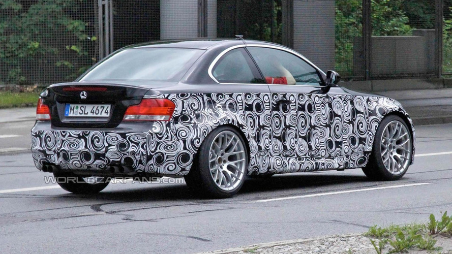 BMW 1-Series M Coupe launch details surface
