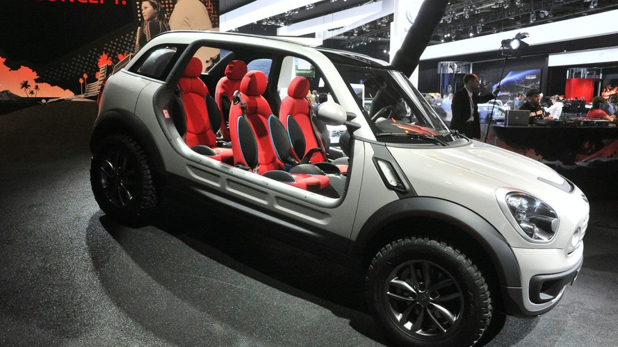 Mini Beachcomber Concept Production Approval Likely Moke Revived