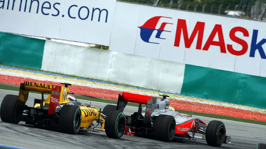 Todt plays down Hamilton behaviour in 2010