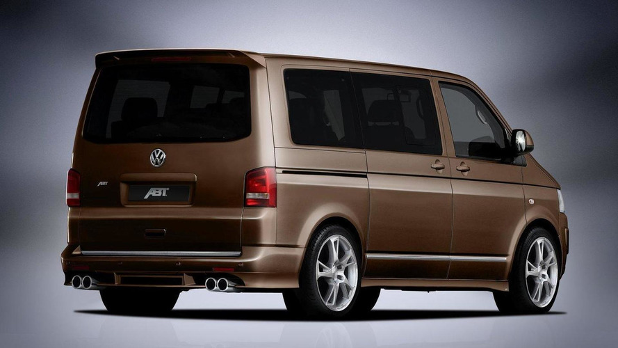 ABT Sportsline updates styling kit for VW T5 van facelift