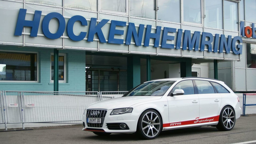 MTM gives 100hp more to Audi S4 3.0 TFSI