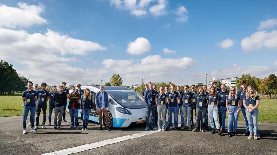 Студенческий кемпер на солнечной энергии заинтересовал Renault