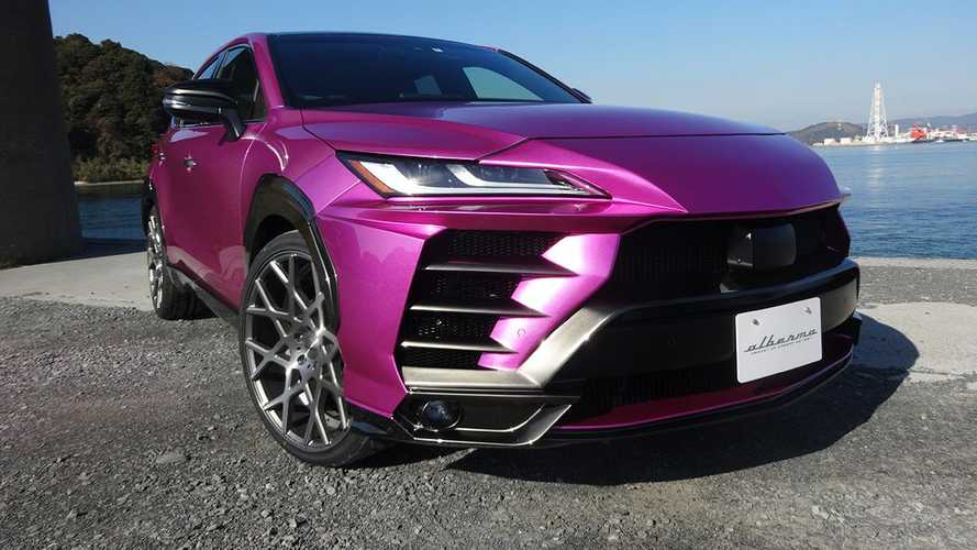 Эту Toyota Venza попытались выдать за Lamborghini Urus