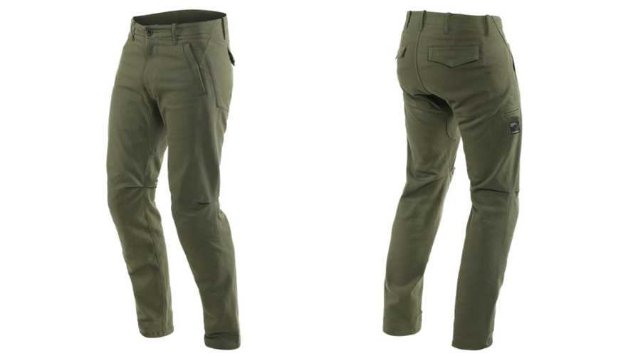Dainese's Chinos Tex Pants Fuse Style, Protection, And Comfort