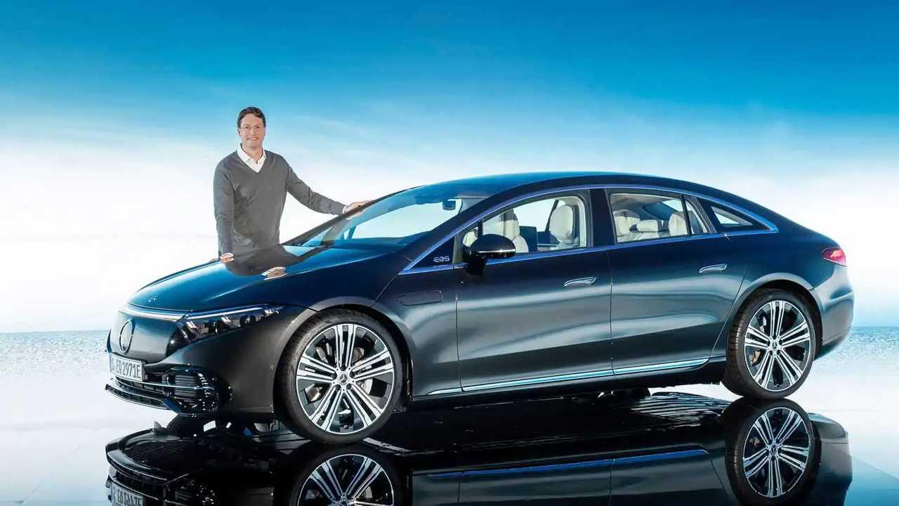 Mercedes: Verbrenner werden bis 2030 größtenteils auslaufen