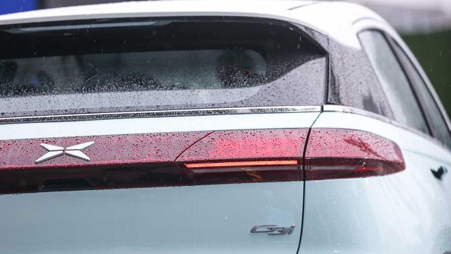 XPeng установил очередной рекорд поставок своих автомобилей