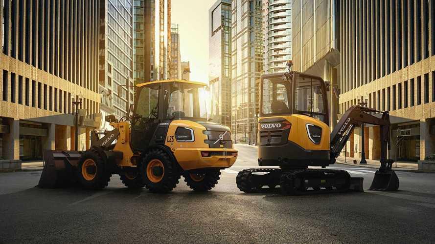 Volvo's Electric Excavator And Loader Make Great Diesel Alternatives