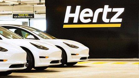 Hertz kauft 100.000 Tesla-Fahrzeuge für 4,2 Milliarden Dollar