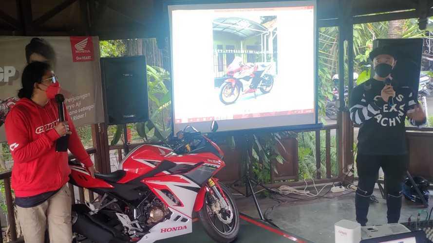 Honda Gelar Workshop Racing dan Gathering bagi Komunitas CBR150R