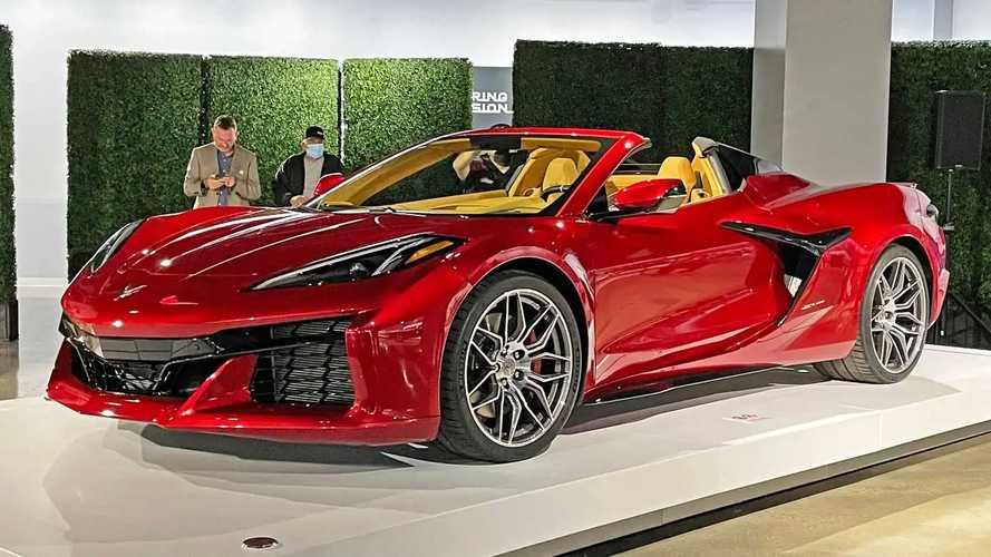 2023 Chevrolet Corvette Z06 Revealed: 670 HP Monster Revs To The Moon
