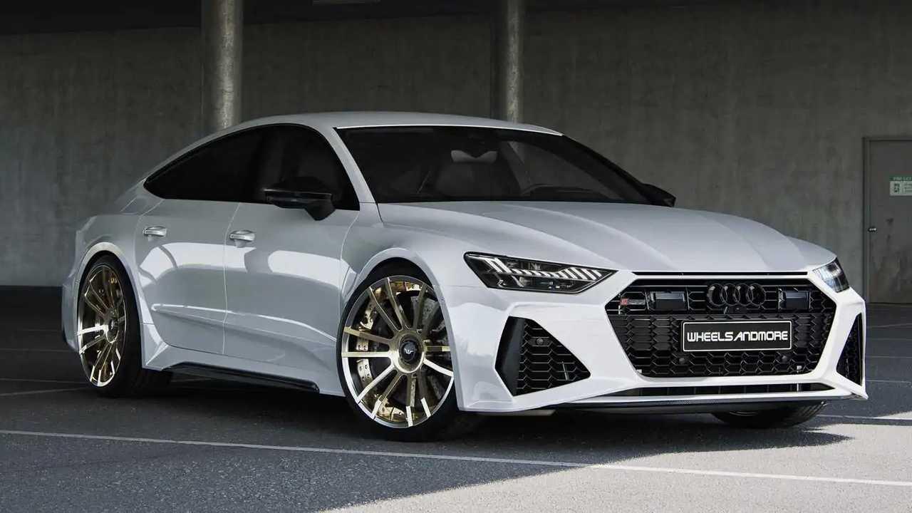 Audi RS 7 C8 akár 1 045 LE a Wheelsandmore