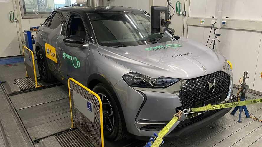 Mazda2, Ford Puma e DS 3 Crossback ai test Green NCAP