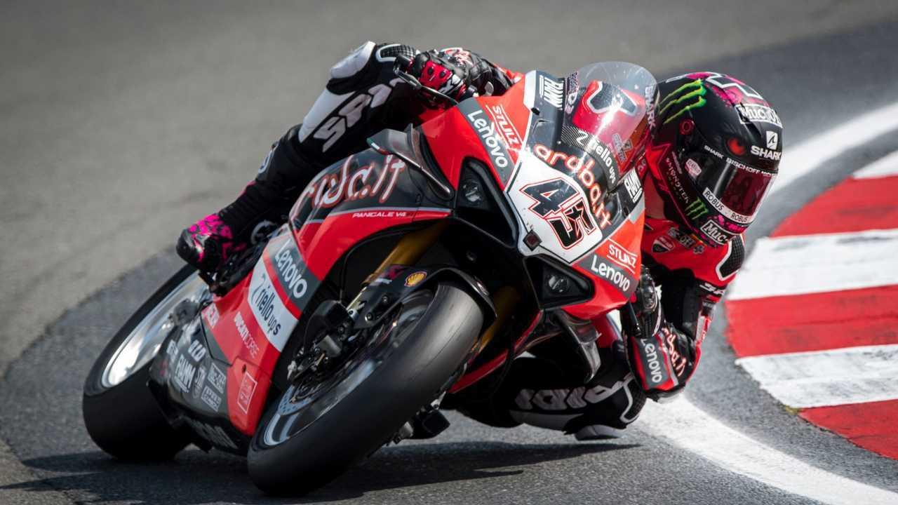 Scott Redding Leaving Ducati In Favor Of BMW For 2022 WSBK Season