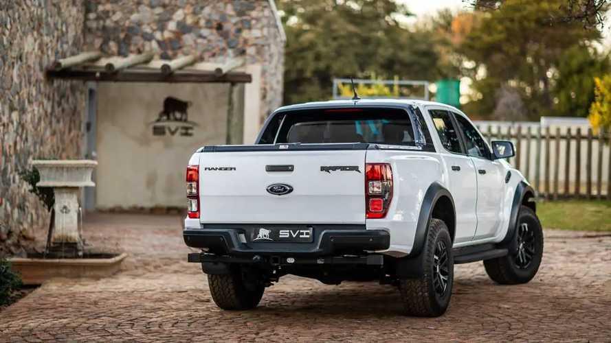 Ford Ranger Raptor antiproiettili by SVI