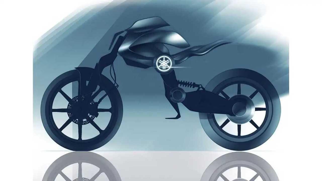 Yamaha Double Y Concept - Main