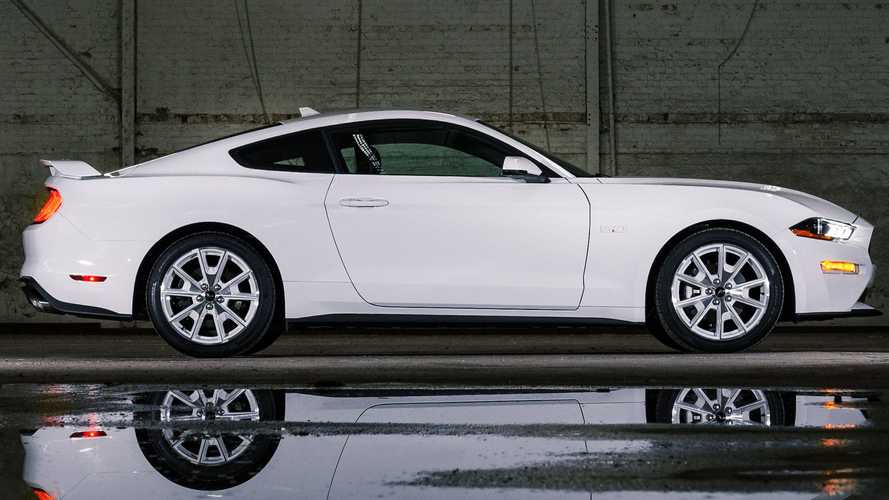 Ford Mustang Ice White Edition (2022)