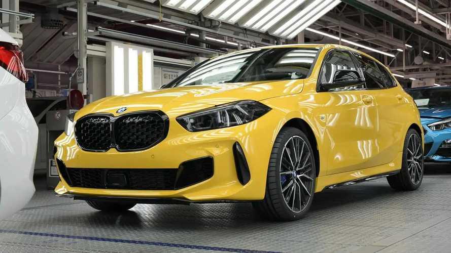 Los colores BMW Individual, disponibles en los modelos compactos