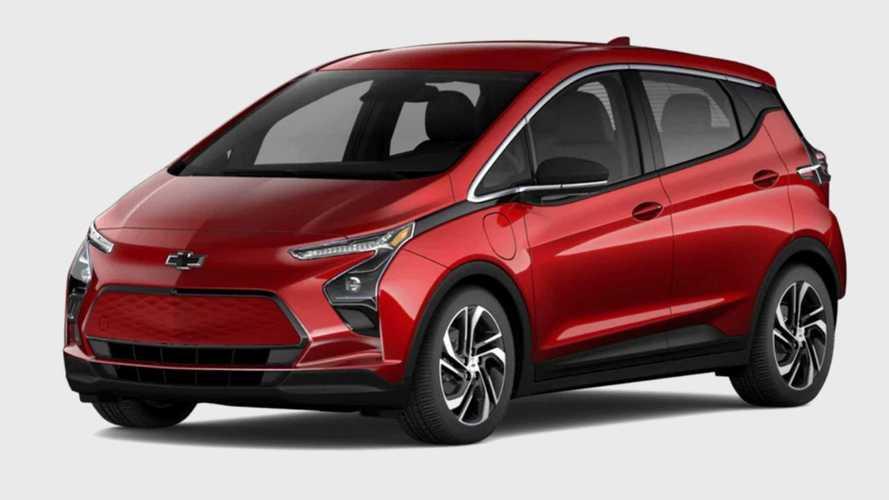 Novo Chevrolet Bolt 2022 começa ser vendido por R$ 317 mil