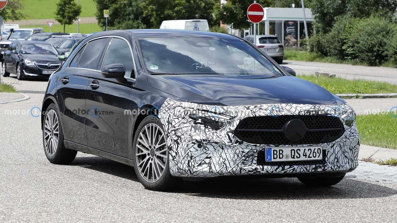 Restyling Mercedes-Benz Clase A 2022