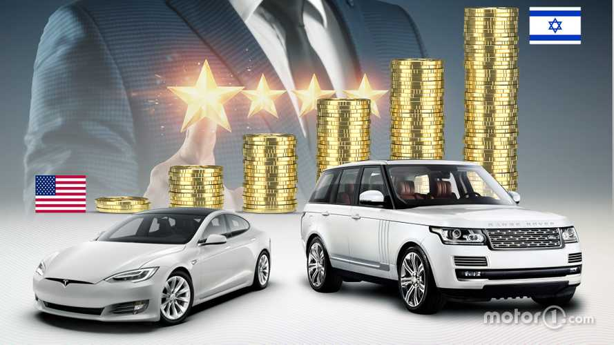 Auto di lusso, ecco i Paesi con le tasse record: la classifica
