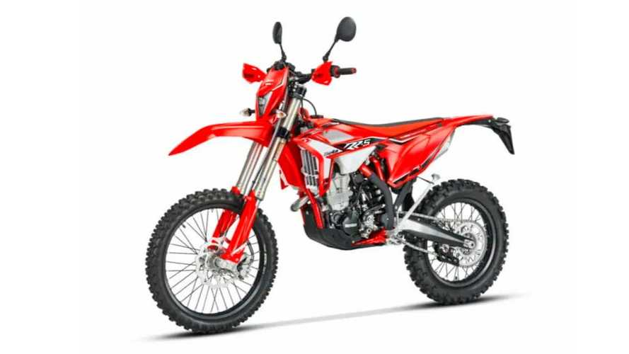 Check Out The 2022 Beta RR-S Dual-Sport Lineup