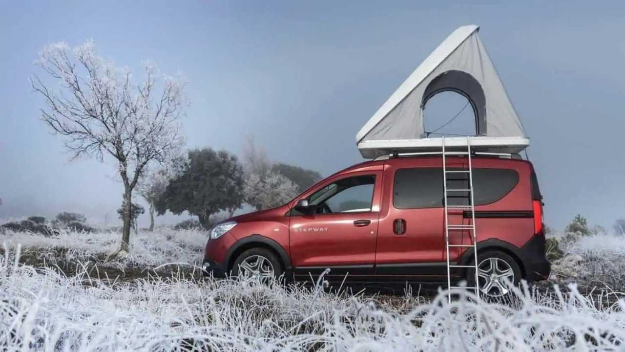 Dacia Dokker Camperiz: Ein neuer Camper für 19.995 Euro