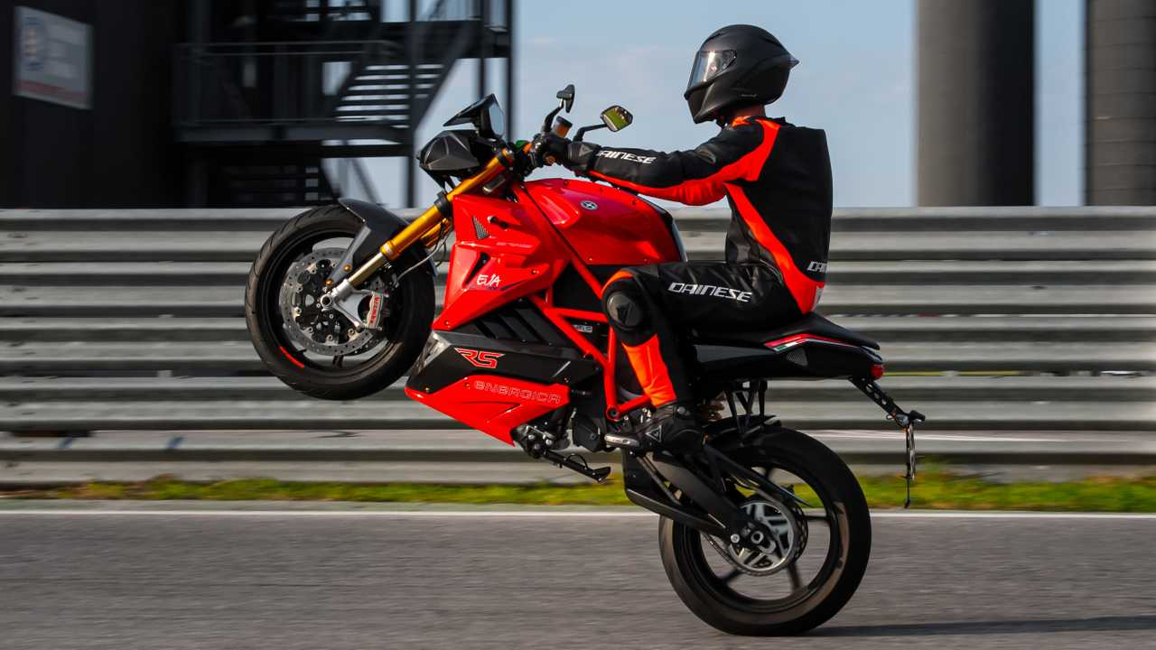 Energica 2020 Sales Growth