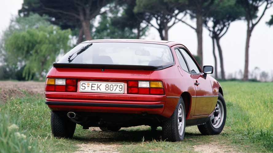 1976-1985 Porsche 924