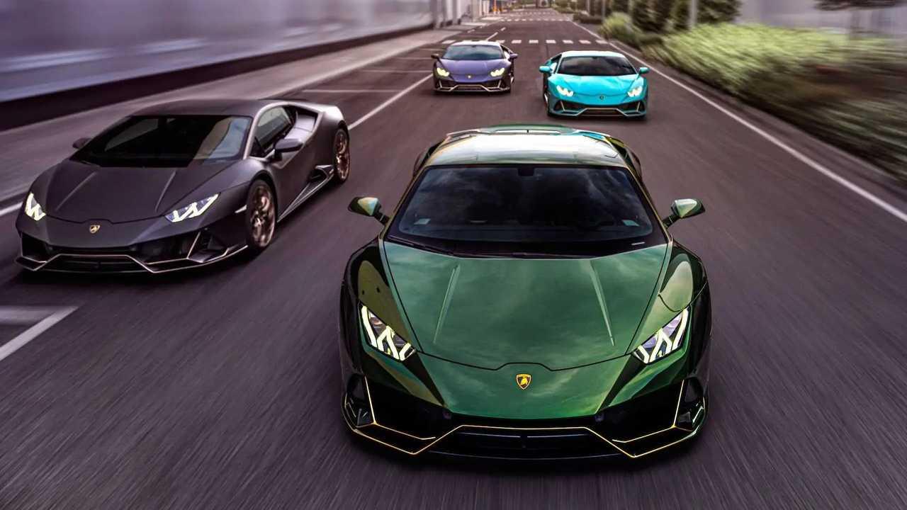 Lamborghini Huracan Evo Special Edition Mexico