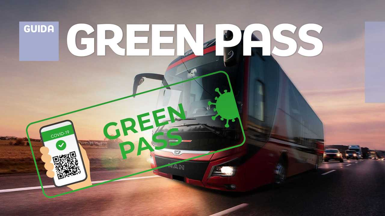 Cover Guida Green Pass